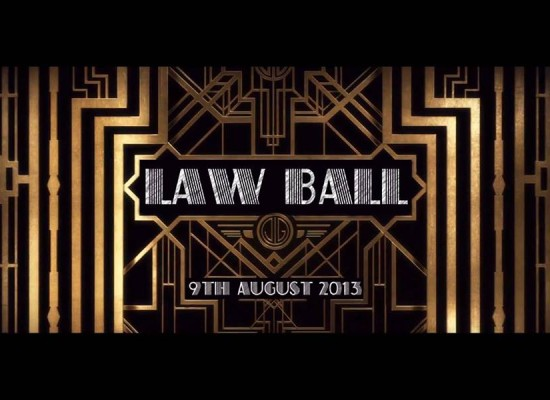 Law Ball 2013!