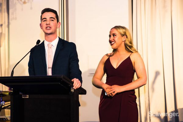 Allens' ANU Law Ball 2017