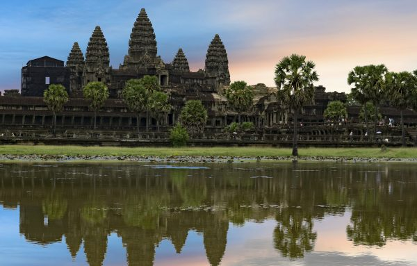 Image of Angkor Wat.